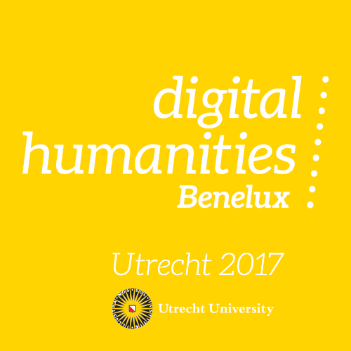 HIRMEOS at the Digital Humanities Benelux Conference 2017